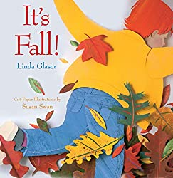 Fall book for kids