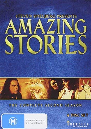 Amazing Stories: The Complete Second Season