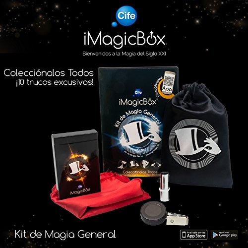 iMagicBox Kit De Magia En General Escena (Cife Spain 41449)