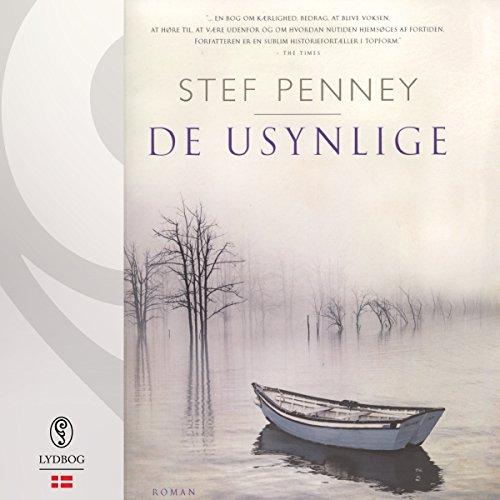 De usynlige (Danish Edition)                   By:                                                                                                                                 Stef Penney                               Narrated by:                                                                                                                                 Michael Brostrup                      Length: 13 hrs and 51 mins     Not rated yet     Overall 0.0