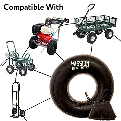 Mission Automotive 2-Pack of 4.10/3.50-4