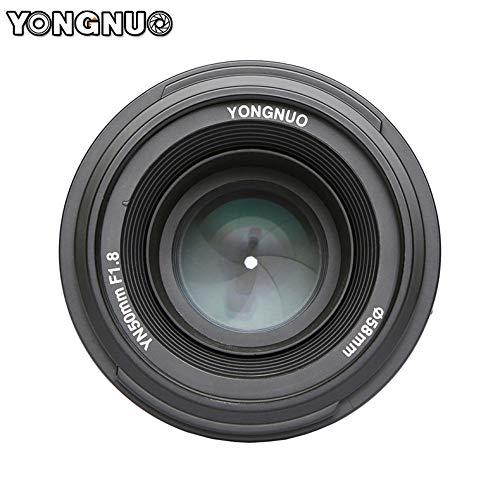 Absir YONGNUO 50mm YN50mm F1.8N Large Aperture Auto Focus Lens for Nikon lens d5300 d3400 d7200 d3100 d3200 d90 d5100 d5600 d5200