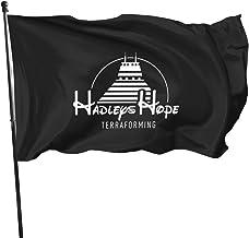 Bandera de Aliens de N/ Hadleys Hope de 3 banderas de 5 pulgadas