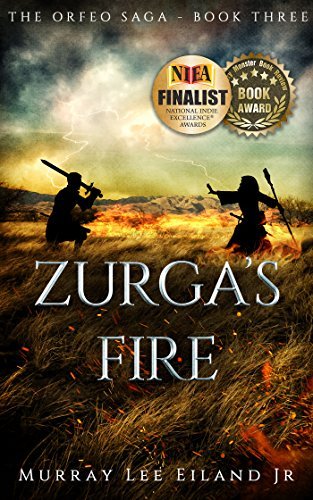 Zurga's Fire (The Orfeo Saga Book 3) (English Edition)