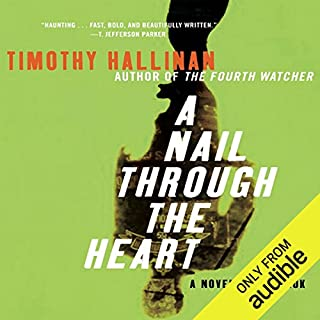 A Nail Through The Heart  audiobook cover art