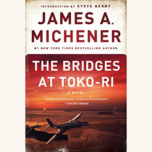 The Bridges at Toko-Ri audiobook cover art