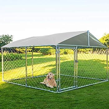 dog enclosures for outside