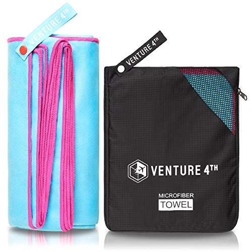 toalla viaje de la marca VENTURE 4TH