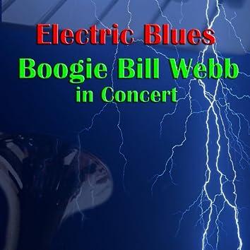 Electric Blues - Boogie Bill Webb In Concert
