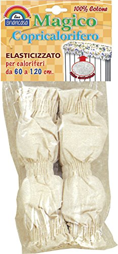 Briancasa COP00256B Copricalor Magico, Tessuto, Beige, 39 x 16.5 x 7 cm