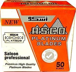 50 ostrzy do golenia Asco Platinum