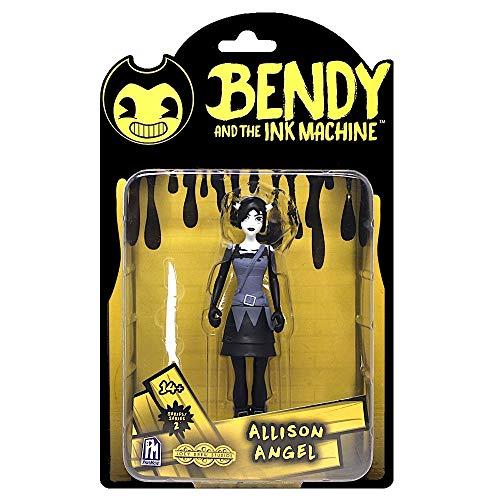 Bendy And The Ink Machine Allison Angel Action Figure Buy Online In Liechtenstein At Liechtenstein Desertcart Com Productid 90128633 See more ideas about alison angel, angel, girl. desertcart