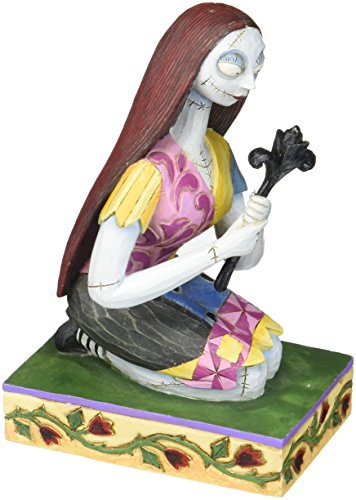 """Disney Traditions by Jim Shore """"The Nightmare Before Christmas"""" Sally Stone Resin Figurine, 6"""""""