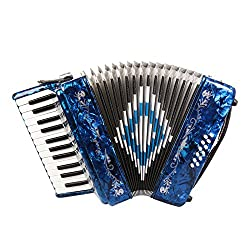 Rossetti Accordion (ROS2512-BL) - Best Piano Accordions