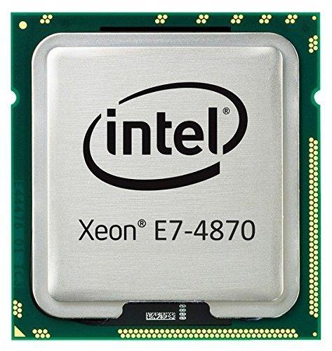 HP 643067-b21–Intel Xeon E7–4870Procesador 2.40GHz, 30MB de caché 10-core