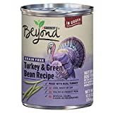 Purina Beyond Grain Free Gravy Wet Dog Food, Grain Free Turkey & Green Bean Recipe in Gravy - (12) 12.5 oz. Cans