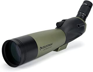 Celestron – Ultima 80 Angled Spotting Scope – 20 to 60x80mm Zoom Eyepiece –..