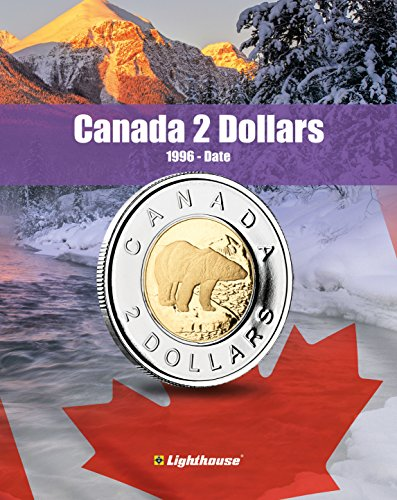 Lighthouse VISTA Coin Album for Canada 2 Dollar, Vol. 1 1996 – Date