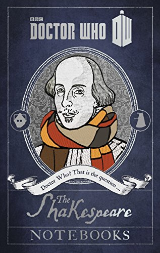 Doctor Who: The Shakespeare Notebooks (English Edition)