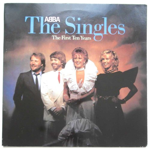 Abba The Singles The First Ten Years [LP]