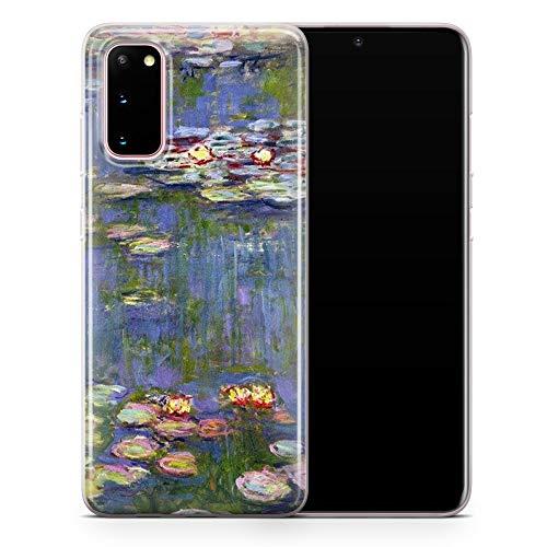 Claude Monet Painting D020 - Carcasa protectora para Samsung S5, diseño 5