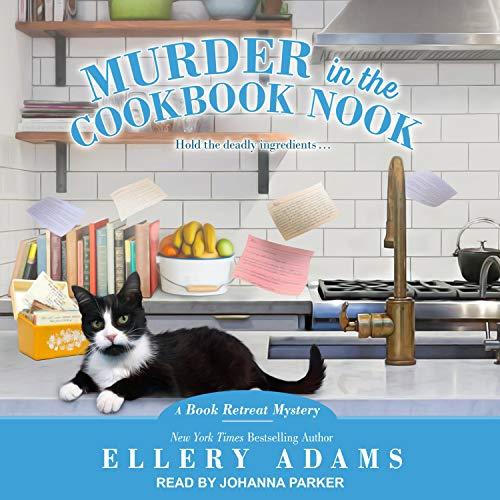 Murder in the Cookbook Nook cover art