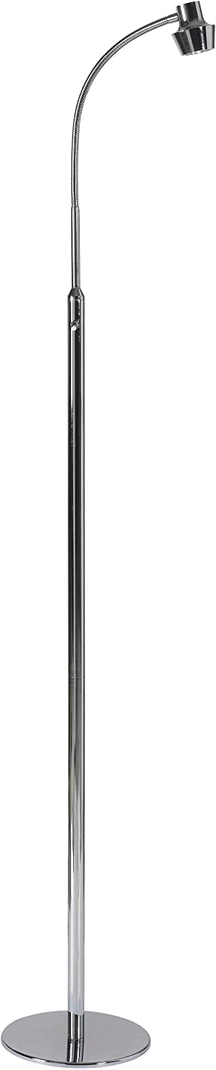 Kenroy Home 32153BRZ Stanton Floor Lamp, 52 H, Bronze Finish