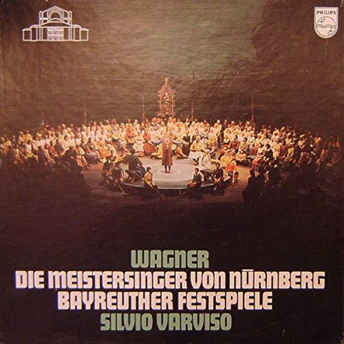 Richard Wagner Die Meistersinger von Nürnberg Bayreuther Festspiele (VINYL-BOX)