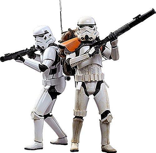 en venta en línea Hot Toys Star Wars Rogue One  A Star Star Star Wars Story Stormtroopers Set 1 6 Scale Figure  precios mas baratos