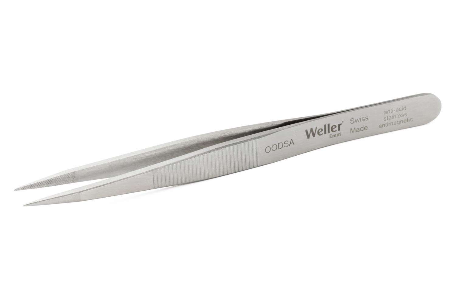 Weller Erem OODSA Stainless Steel Straight Fashionable Anti Now on sale Magnetic Tw Fine