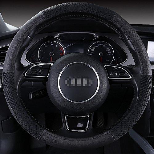 Hardcastle Black /& Grey Foam Steering Wheel Cover