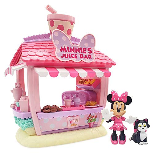 Disney Minnie Mouse Smoothie Shop Playset