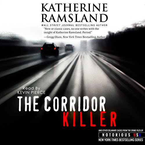 The Corridor Killer: audiobook cover art