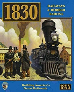 Mayfair Games 1830 (Revised Edition)