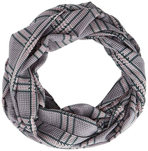 ESPRIT Accessoires Damen 100EA1Q301 Mode-Schal, 035/MEDIUM Grey, 1SIZE