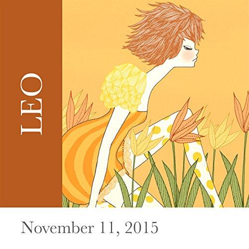Leo: November 11, 2015 audiobook cover art