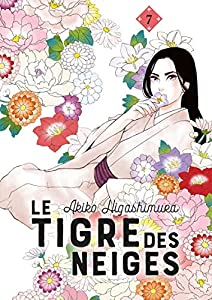 Le Tigre des Neiges Edition simple Tome 7