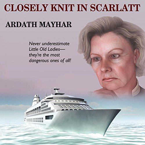 Closely Knit in Scarlatt audiobook cover art