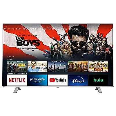 All-New Toshiba 43-inch 43C350KU C350 Series LED 4K UHD Smart Fire TV, Released 2021 by HISENSE USA CORP