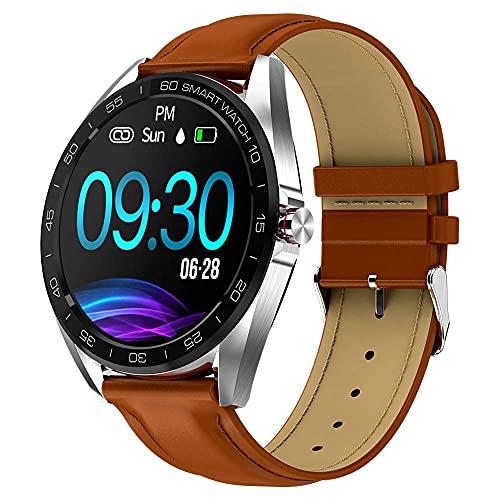 KDMB Reloj Inteligente IP68 Impermeable Bluetooth Reloj Inteligente Monitoreo de la Salud Frecuencia cardíaca Presión Arterial Sueño Información Inteligente Recordatorio Podómetro WatchC