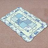 SDCVRE Alfombra de baño 40X60CM Japan Style Doormat Floor Bathroom Mat Outdoor Cute Carpet For Kids Room Non-Slip Mat Area Rug Bedside,lanseyaoji,About 50x70cm