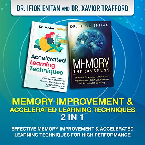 Couverture de Memory Improvement & Accelerated Learning Techniques 2 in 1