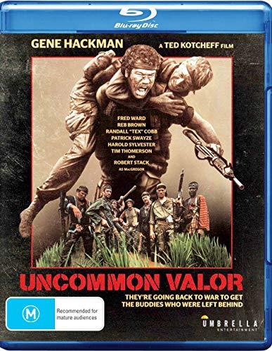 Uncommon Valor [Blu-ray]