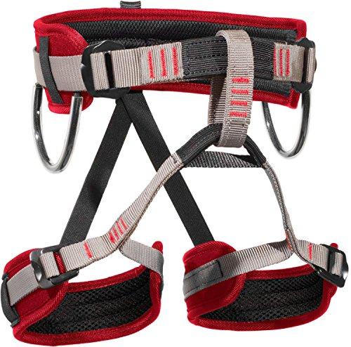 LACD Klettergut Harness Start Kids red/Grey