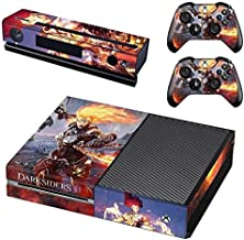 shooter game Xbox One Skin Set Full Faceplates Skin Console & Controller Decal Stickers by okanhyeu