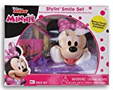 Minnie Mouse Stylin Smile Set - Toothbrush Holder, Toothbrush & Rinse Cup