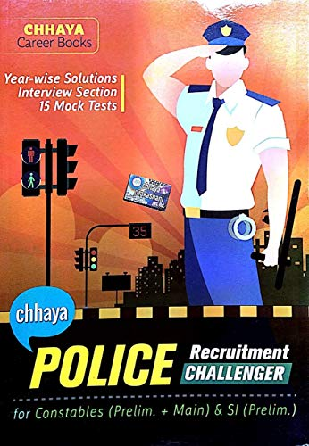 West Bengal Police Recruitment Challenger for Constable (Prelim + Main) & SI (Prelim) in Bengali
