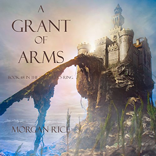 A Grant of Arms audiobook cover art