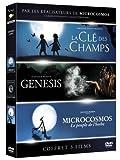 La Clé des champs + Genesis + Microcosmos - Coffret [Francia] [DVD]