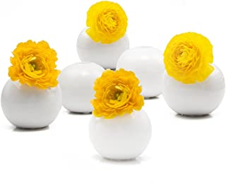 Best small white vase Reviews